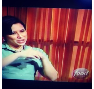Lydia Callis on food network 300x285 About Me