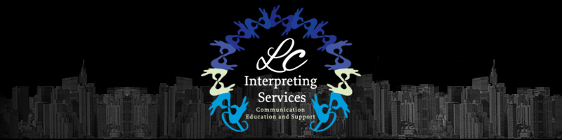 Official website of Sign Language Interpreter NYC - Lydia Callis