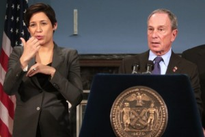 NY: Bloomberg Hurricane Sandy Update and Gas Rationing Press Conference