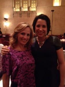 Marlee Matlin & Lydia Callis