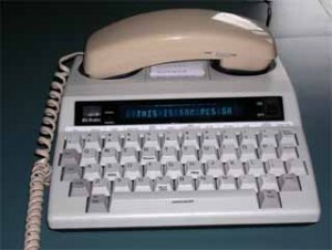 TTY-deaf-assistive-device
