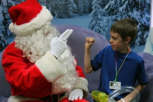 asl-with-santa-claus